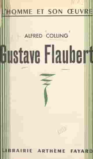 Gustave Flaubert by Alfred Colling