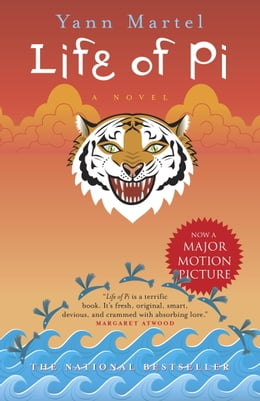 Book Life of Pi by Yann Martel
