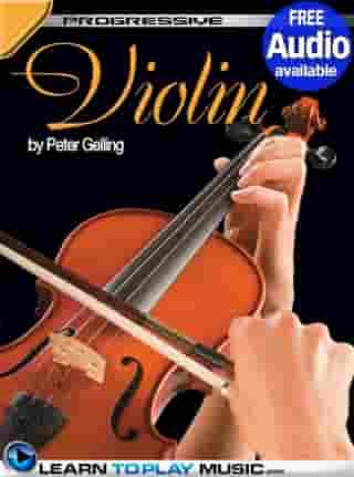 Violin Lessons: Teach Yourself How to Play Violin (Free Audio Available) by LearnToPlayMusic.com