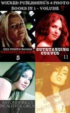 Wicked Publishing's 4 Photo Books In 1 - Volume 7 by Madeleine David