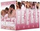A Touch of Menage: Boxed Set by Jan Springer