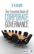 9789385985201 - G.N. Bajpai: The Essential Book of Corporate Governance - पुस्तक
