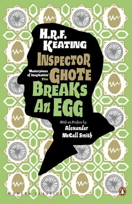 Book Inspector Ghote Breaks an Egg by H. R. F. Keating