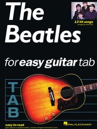 The Beatles for Easy Guitar Tab (Songbook)
