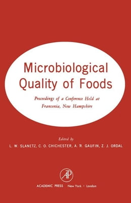 Book Microbiological Quality of Foods by Slanetz, L