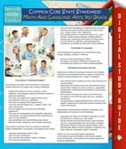 Common Core State Standards: Math And Language Arts 3rd Grade: (Speedy Study Guides) by Speedy Publishing