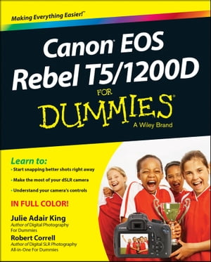 Canon EOS Rebel T5/1200D For Dummies