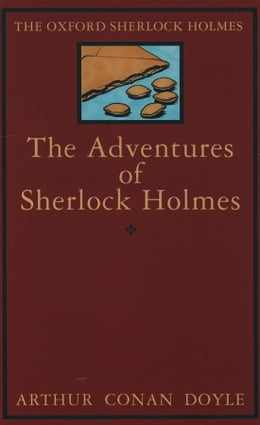Book The Adventures of Sherlock Holmes by Sir Arthur Conan Doyle