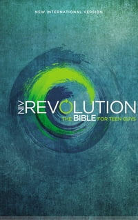 NIV, Revolution Bible, eBook: The Bible for Teen Guys
