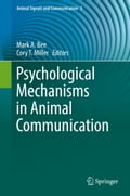 Psychological Mechanisms in Animal Communication 1980c885-8d88-4413-bfe0-05a731d6e355