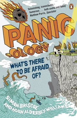 Book Panicology by Hugh Aldersey-Williams