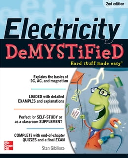Book Electricity Demystified, 2E by Stan Gibilisco