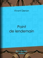 Point de lendemain by Vivant Denon