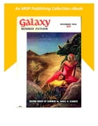 Galaxy Science Fiction December 1950 by MDP Publishing