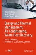 Energy and Thermal Management, Air Conditioning, Waste Heat Recovery 985da3a7-f762-458f-a8ce-55124f9fa756