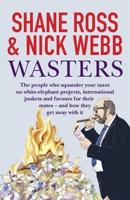 Book Wasters by Shane Ross