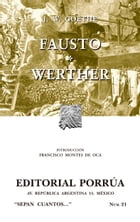 Fausto y Werther by Johann Wolfgang von Goethe
