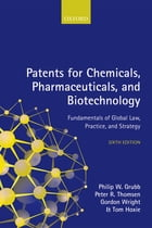Patents for Chemicals, Pharmaceuticals, and Biotechnology