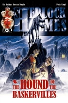 The Hound of the Baskervilles - A Sherlock Holmes Graphic Novel by Petr Kopl