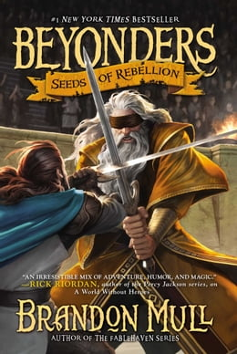 Book Seeds of Rebellion by Brandon Mull