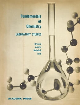 Book Fundamentals of Chemistry Laboratory Studies by Brescia, Frank