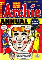Archie Annual #3 by Archie Superstars