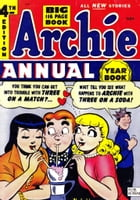 Archie Annual #4 by Archie Superstars