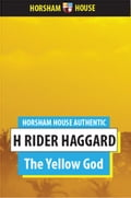 1230000243360 - H. Rider Haggard: The Yellow God - Buch