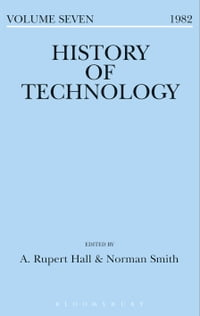 History of Technology Volume 7