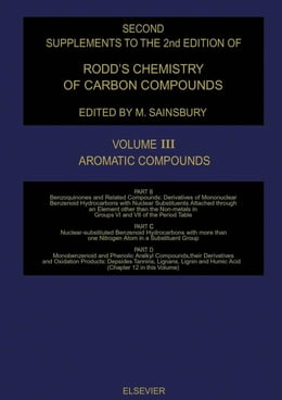 Book Aromatic Compounds: A Modern Comprehensive Treatise by Sainsbury, Malcolm
