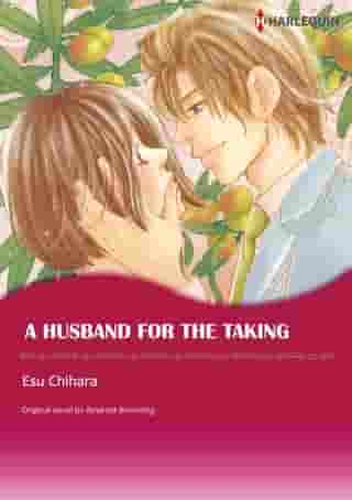 A HUSBAND FOR THE TAKING (Harlequin Comics): Harlequin Comics by Amanda Browning