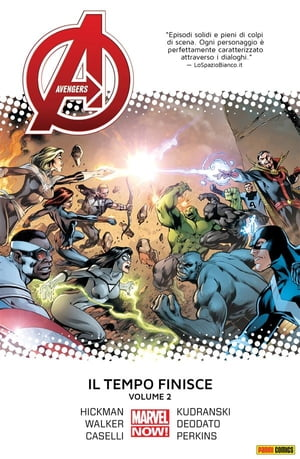 Avengers. Il tempo finisce 2 (Marvel Collection) by Kev Walker
