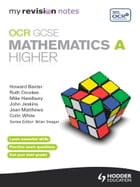My Revision Notes: OCR GCSE Specification A Maths Higher ePub
