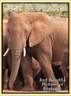 Just Elephant Photos! Big Book of Elephant Photographs & Pictures Vol. 1 by Big Book of Photos