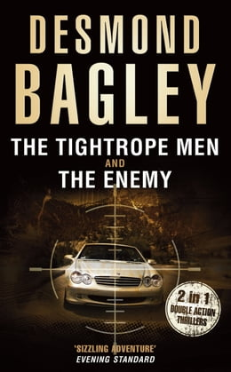 Book The Tightrope Men / The Enemy by Desmond Bagley