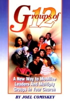 Groups of Twelve: A new way to mobilize leaders and multiply groups in your church by Joel Comiskey