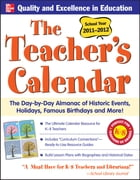 The Teachers Calendar 2011-2012 by Editors of Chase's Calendar of Events