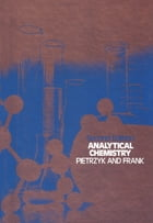 Analytical Chemistry by Clyde Frank
