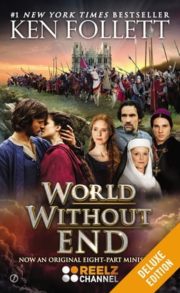Book World Without End Deluxe Edition by Ken Follett
