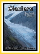 Just Glacier Photos! Big Book of Photographs & Pictures of Glaciers, Vol. 1 by Big Book of Photos