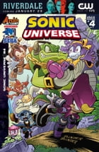 Sonic Universe #94: The Case of the Pirate Princess by Ian Flynn