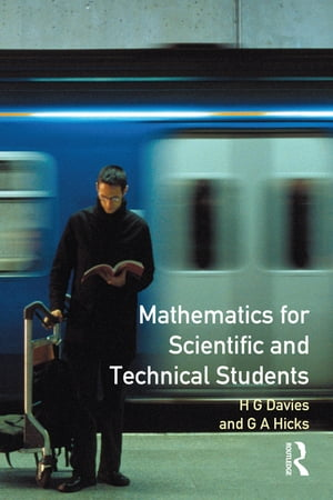 Mathematics for Scientific and Technical Students
