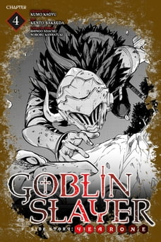 Goblin Slayer Side Story: Year One, Chapter 4