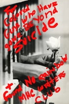 For Colored Guys Who Have Gone Beyond Suicide And Found No Rainbow by MHC Writers Club