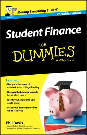Student Finance For Dummies - UK