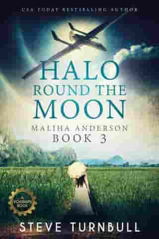 Halo Round the Moon: Maliha Anderson, #3 by Steve Turnbull