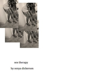 Sex Therapy by Sonya Dickerson