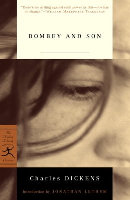 Book Dombey and Son by Charles Dickens