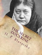 The Secret Doctrine: The Synthesis of Science, Religion, and Philosophy. The first volume is named Cosmogenesis, the second Anthropogenesis. It was an by H. P. Blavatsky