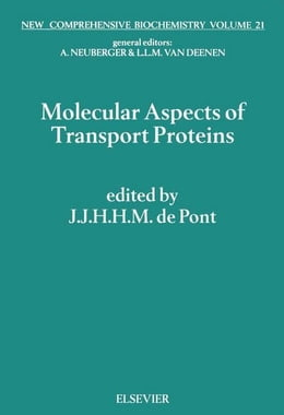 Book Molecular Aspects of Transport Proteins by de Pont, J.J.H.H.M.